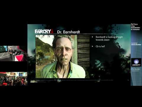 Enhancing Performance Capture on Ubisoft Far Cry 3 using Autodesk MotionBuilder