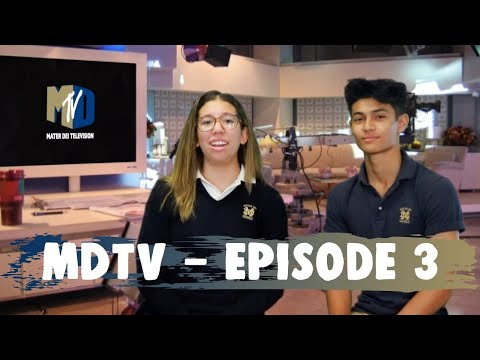 2019 - 202 MDTV Ep. 3| Mater Dei Catholic High School