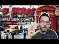 5 ERROS que TODO BRASILEIRO COMETE no intercâmbio | Matheus Tomoto