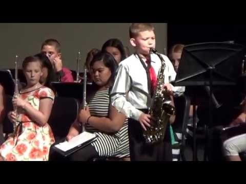 Gonna Fly Now - Queen Creek Middle School