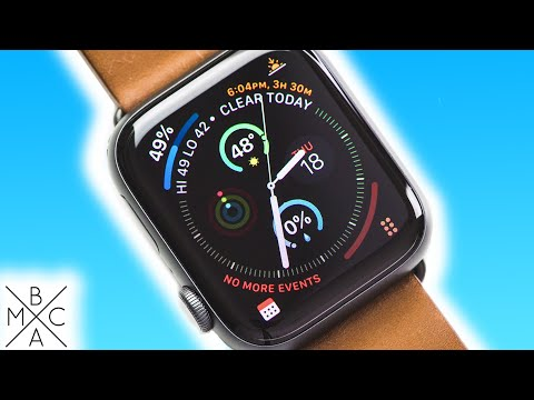 Should You UPGRADE To APPLE WATCH SERIES 4? ⌚️