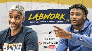 LaBWork ( Ep. 6) - Wheeler's Isaiah Collier & Coach Darryl LaBarrie