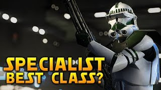 Is Specialist The Best Class Now? - Star Wars Battlefront 2 Tips & Tricks