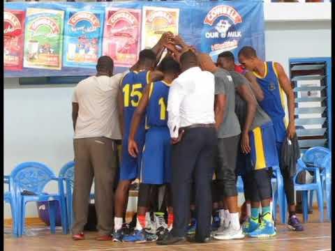 2017 Mini GUSA basketball final UG vs. UCC