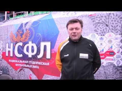Интервью с главным тренером МФТИ Евгением Козловым