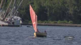 TRONICVISION Presents  The Drascombe Scaffie Sailboat