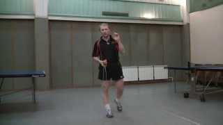 Скиппинг для настольного тенниса