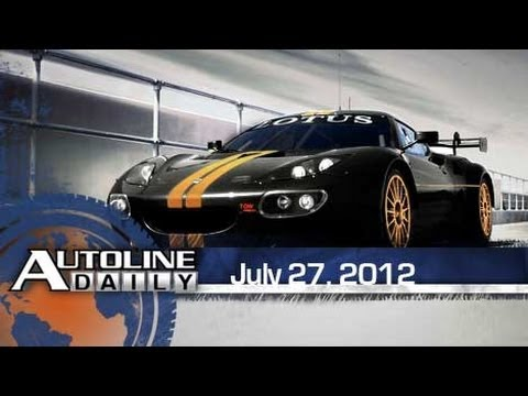 Lotus Axes Board of Advisors - Autoline Daily 937