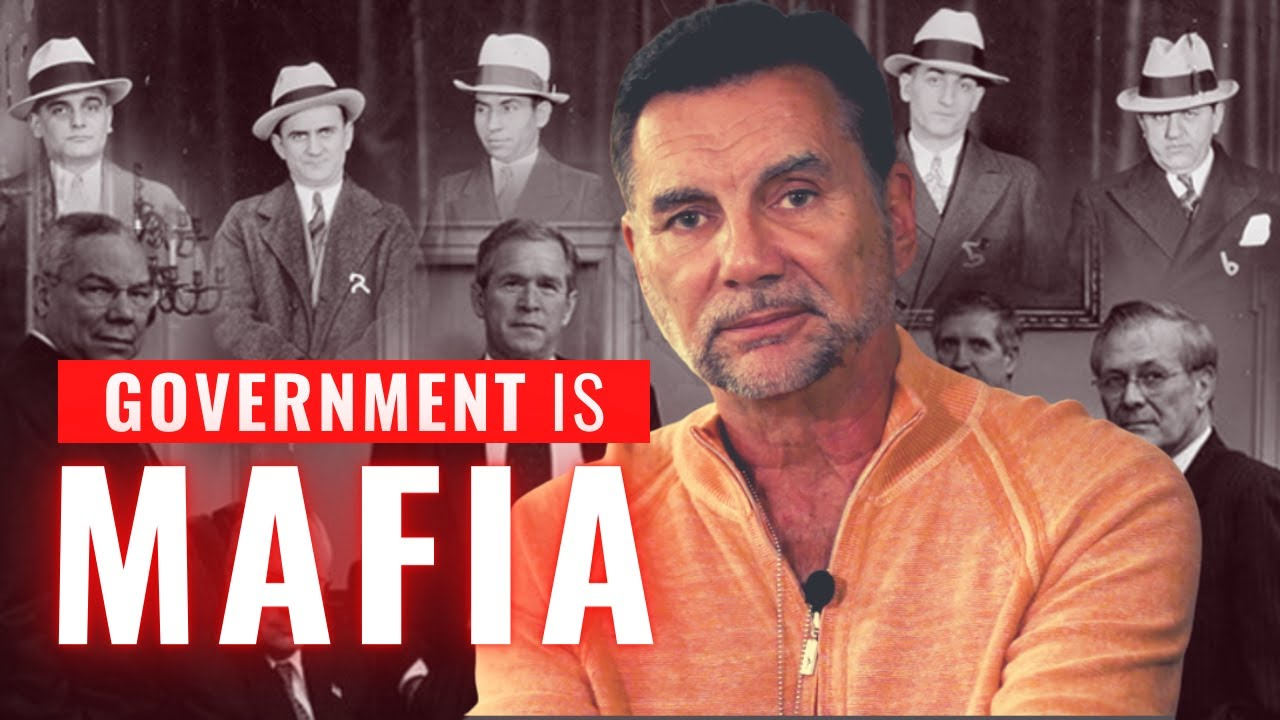 Government is Mafia | Michael Franzese