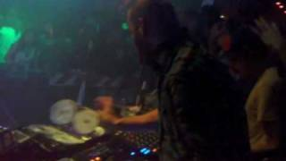"Crookers playing RESET! remix of ""Cassius 99""... YAY!"