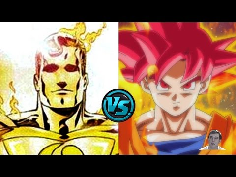 Who would win between goku and superman