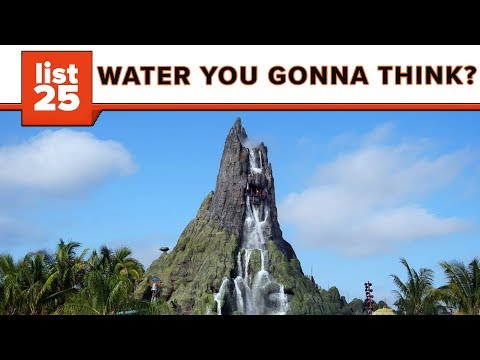 Top 25 Water Parks in the World You'll Want to Dive Into
