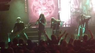 Eluveitie - (Do)Minion / Uxellodunon - live in Schaffhausen 9.5.2014