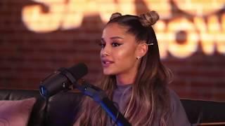 Watch Ariana Grande's Voice CHANGE mid-interview