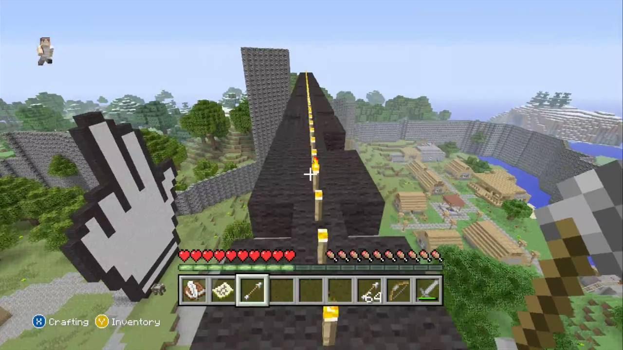 Minecraft Xbox 360: Murder Mystery: TU1 Tutorial World Second Round