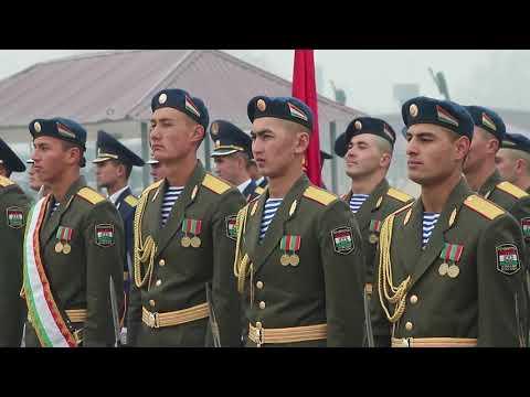 Таджикистан принял партию