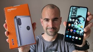 Motorola Moto E6 Plus | Unboxing & Tour