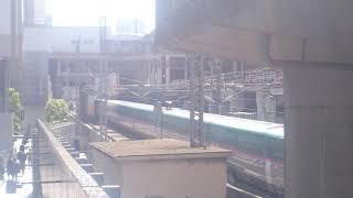 東北新幹線 やまびこ209号 仙台行き  E5系  2019.11.04