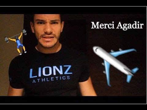 ENTRAINEMENT & VOL à Agadir !!