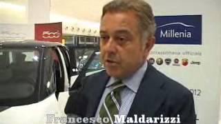PRESENTATA NELLO SHOWROOM MILLENIA LA NUOVA FIAT 500 L