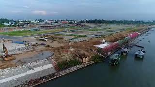Diamond City Housing Update 2018 May 8th. Tây Sông Hậu Diamond City long Xuyên An Giang 0911119131
