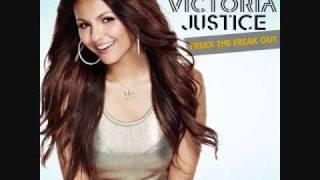 Victoria Justice - Freak The Freak Out (Karaoke/Instrumental)