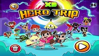 Hero Trip - El viaje de los Héroes / Las aventuras de Mabel, Marco y Star - Disney XD