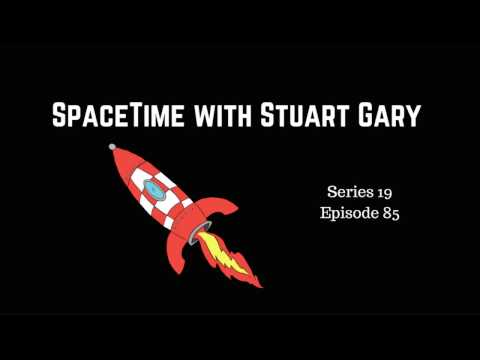 New type of star found near the galaxy's centre - SpaceTime with Stuart Gary S19E85 YouTube edition