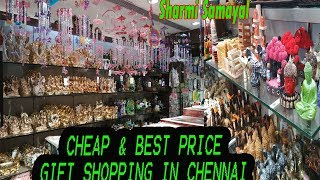 Cheap & Best Gift Shopping In Chennai