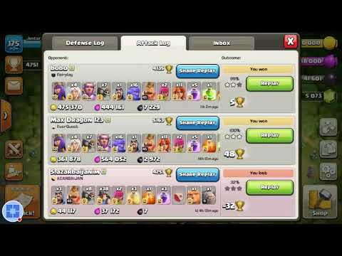 NEW TH11 QUEEN WALK BOWLER VALK MAX TROOP SPACE 260!