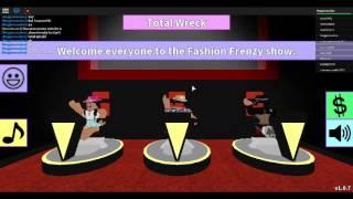 (ROBLOX Fashion Frenzy) Bonus duck worked!