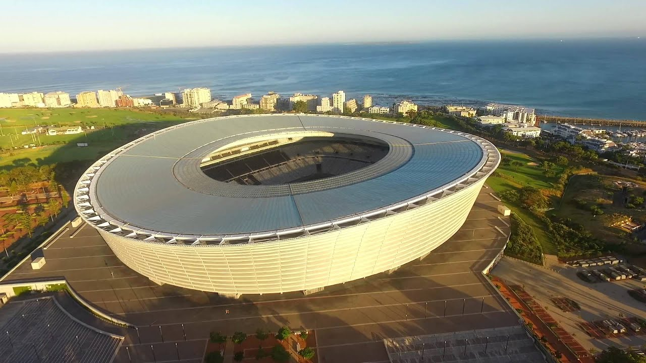 Cape Town Stadium - YouTube