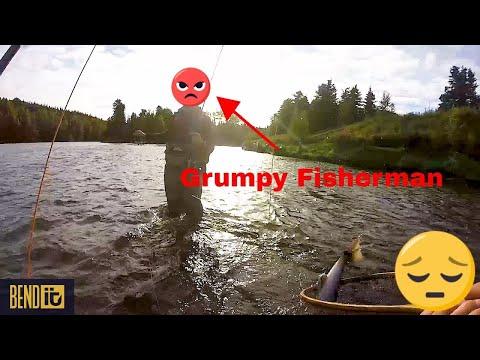 My Most EMBARRASSING Moment Salmon Fishing- Kenai River Alaska