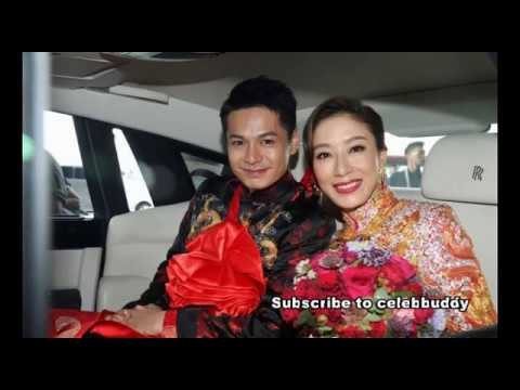 Myolie Wu with Her Handsome Boyfriend Philip Lee...How Cute!!