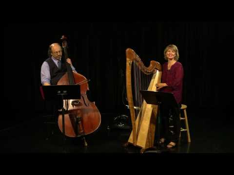 In Concert: HarpSunita Staneslow and Gary Raynor - 7/13/16 at NWCT