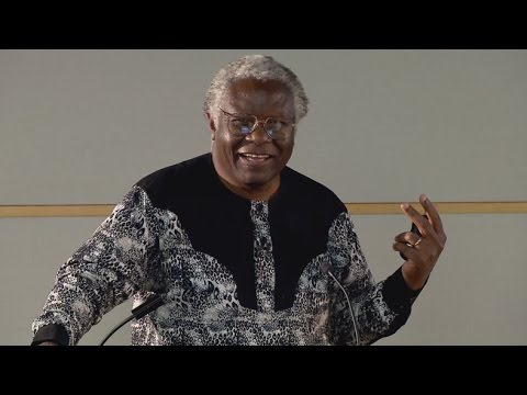 2015 Pardee Distinguished Lecture Featuring Calestous Juma