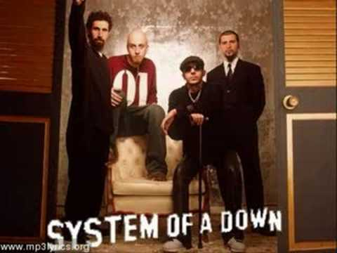 Lost in hollywood system of a down скачать