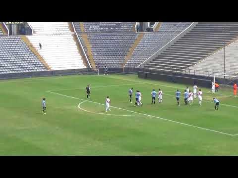 Amistoso Perú vs Uruguay Sub 15 (22/08/07)