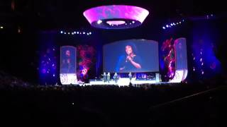 CeCe Winans Live. Alabaster Box. Women of Faith 2012, Dallas