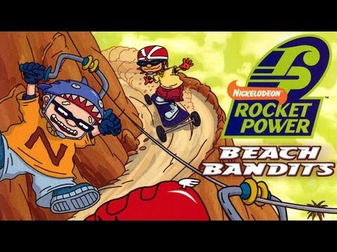 CGR Undertow - ROCKET POWER: BEACH BANDITS review for PlayStation 2