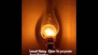 Bir lamba yanıyor hafif ve sarı ismail hatay