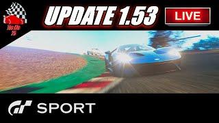 GT Sport Update 1.53 Open Lobbies