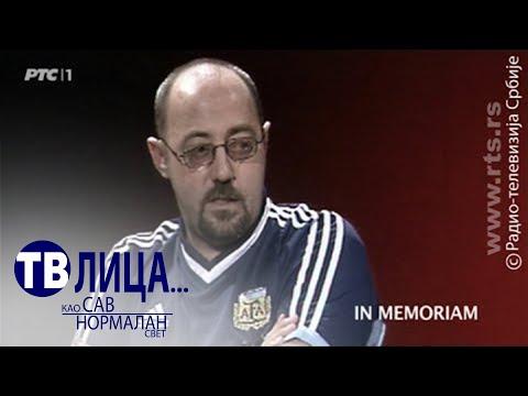 In memoriam: TV lica - Bogoljub Mitić Đoša