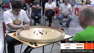 Wild Crokinole World Championship