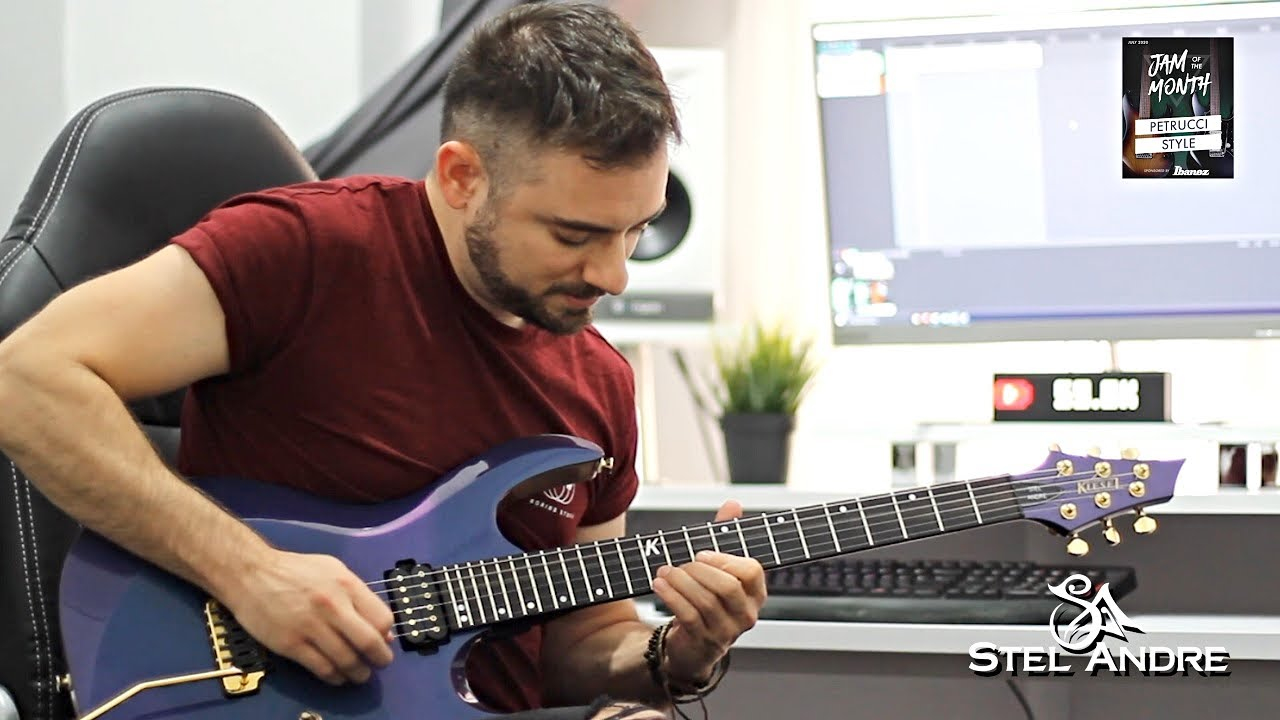 Melodic Rock Solo - Stel Andre | JTC JamOfTheMonth