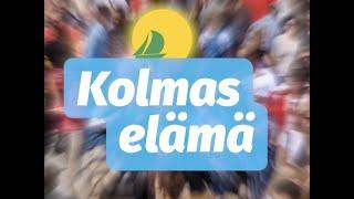 KOLMAS ELÄMÄ 4/8 SUURI RAKKAUS, YSTÄVYYS JA YKSINÄISYYSOHJELMA 36 min