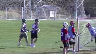 will sherwood nxt lacrosse showcase highlights