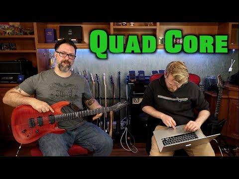 Insane Quad Core Guitar Tones - Apollo Twin