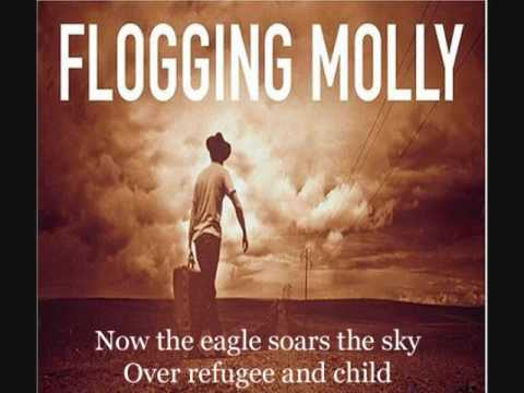 'Screaming at the Wailing Wall' by Flogging Molly with lyrics