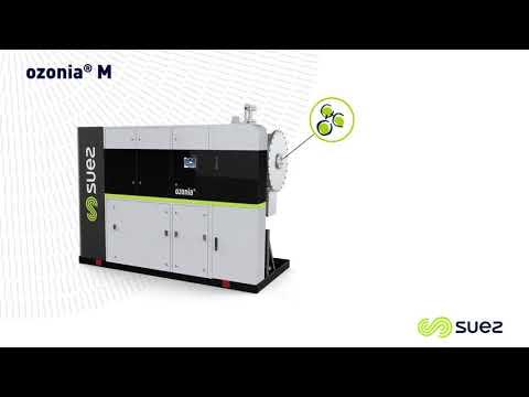 Ozone system for water treatment – OZONIA SUEZ
